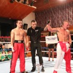Feld Barlow - New WKA World Amateur Lightweight Champion
