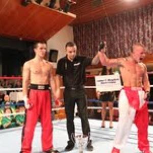 Feld Barlow - New WKA World Amateur Lightweight Champion
