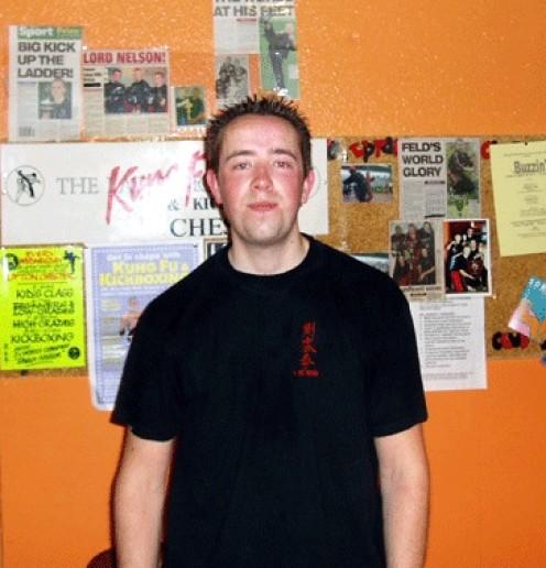 Dan Jones Blacksash 1st Degree