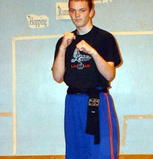 Philip Thomas Blacksash 1st Degree