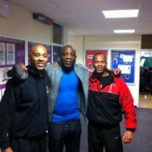 Three World Champions