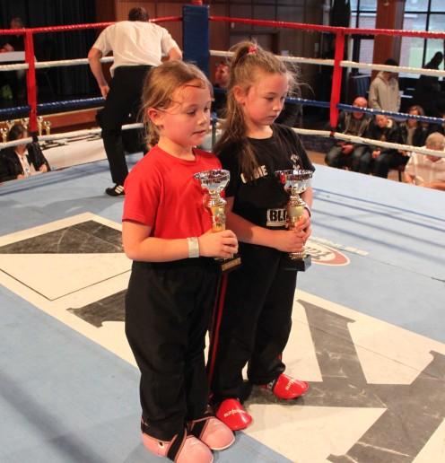Olivia Dewar vs Codie Lyons (w)