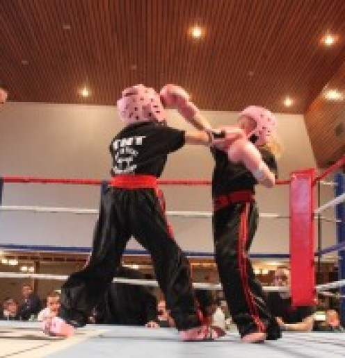 Ellie O'Brian vs Tamara Robinson (w)