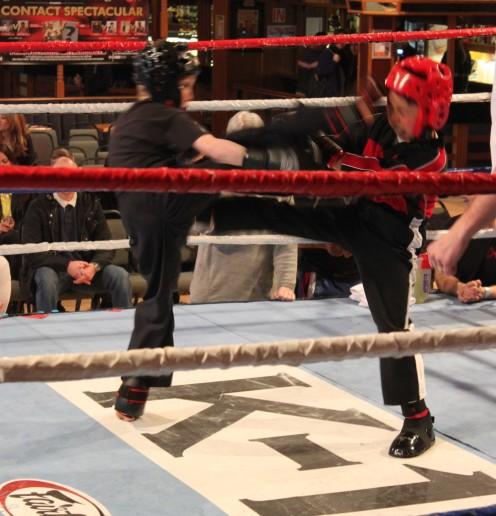 Jarad Vidler (w) vs Josh McCop