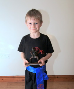 Student of the year - Oswestry