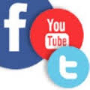 Social media available