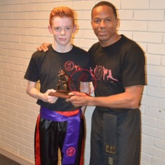 Harry Williams student of the year Chester 2014