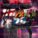 Sunday 18th September 2016