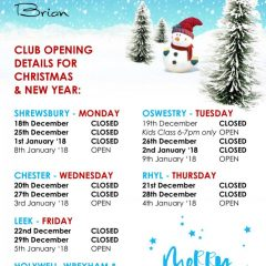 Christmas and New Year Dates