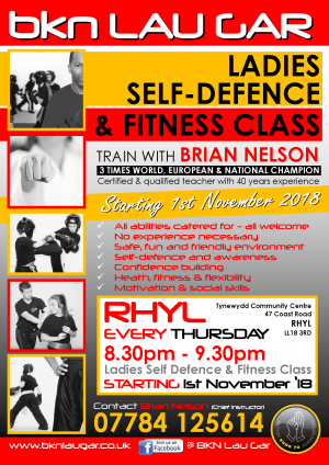 Ladies-Self-Defence-Rhyl
