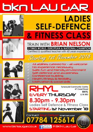 Ladies-Self-Defence-Rhyl