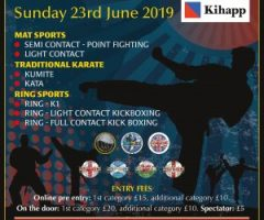 Cheshire Cup Open - 23rd June 2019
