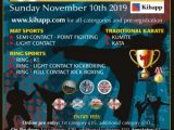The AFSO Inter-Club Open Tournament - Sunday 10th November 2019