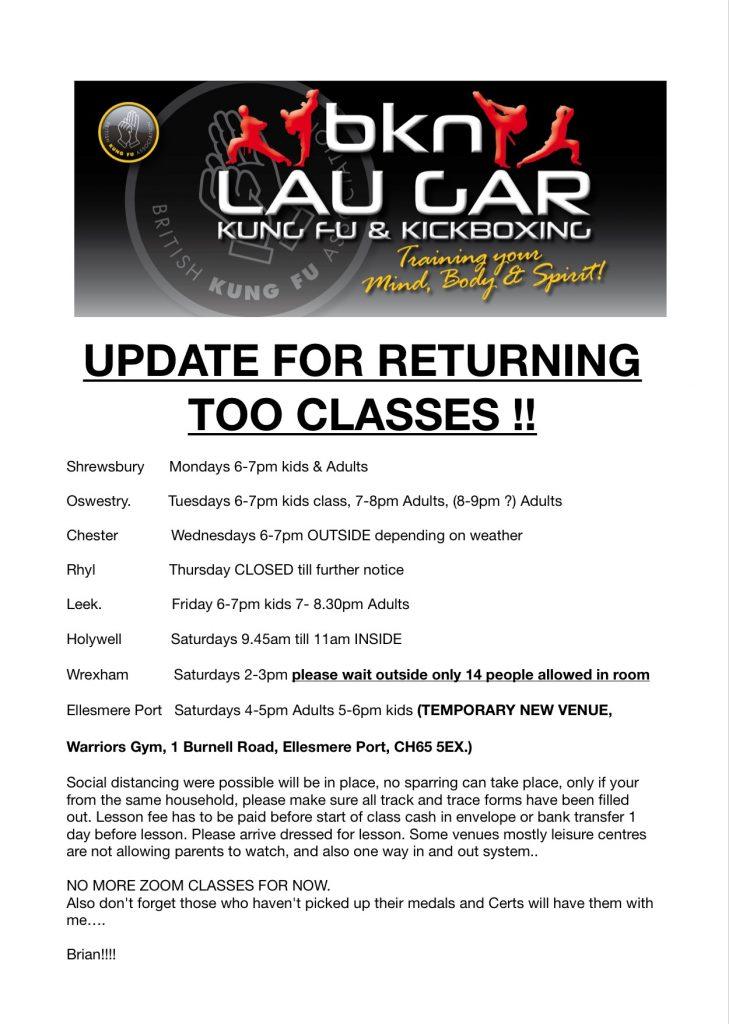 Class-Return-Update