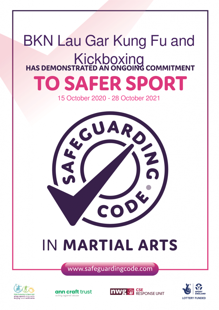 Safeguarding-Code